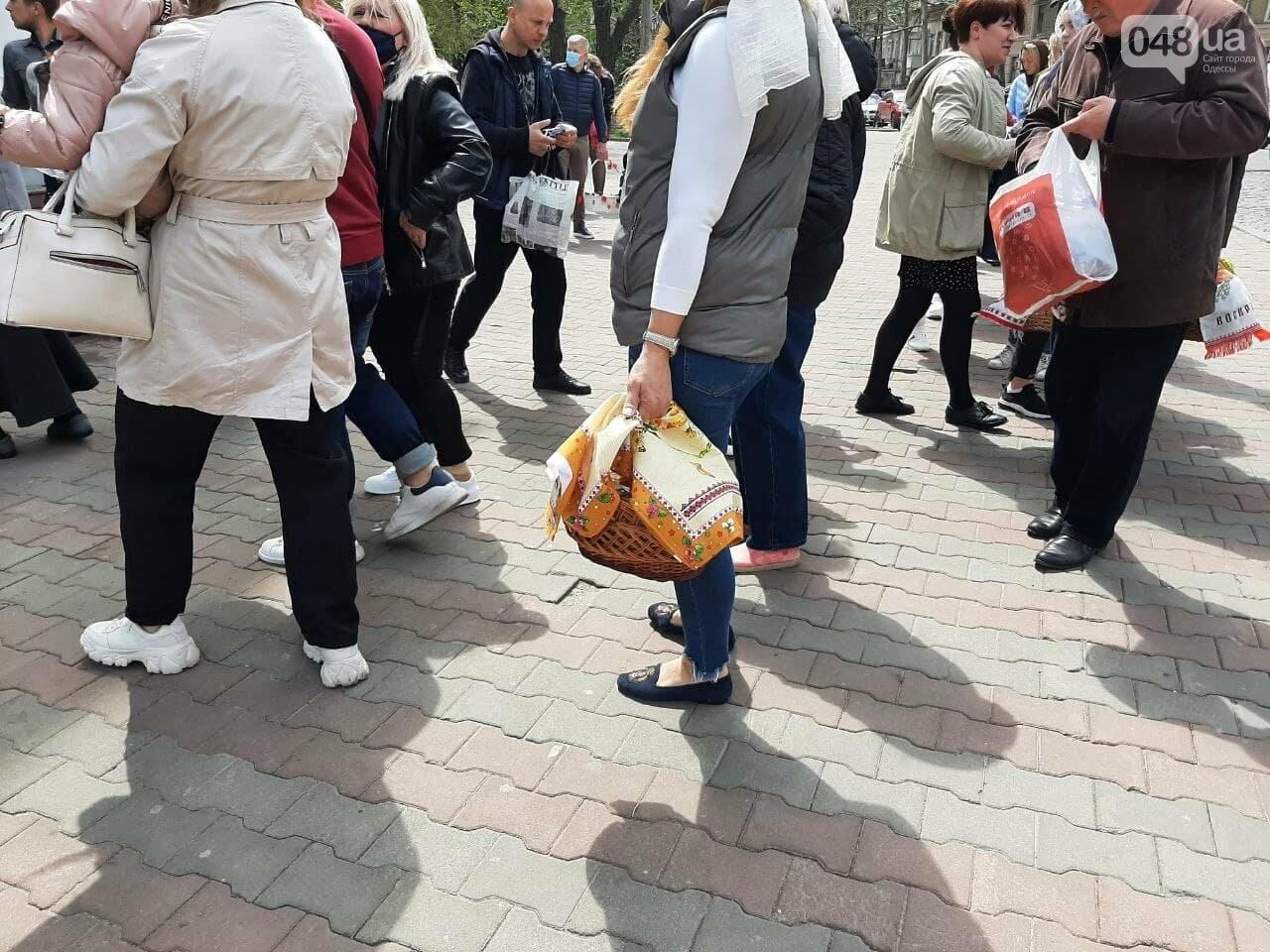 Пасха-2021: как в Одессе святят паски, - ФОТОРЕПОРТАЖ, фото-2