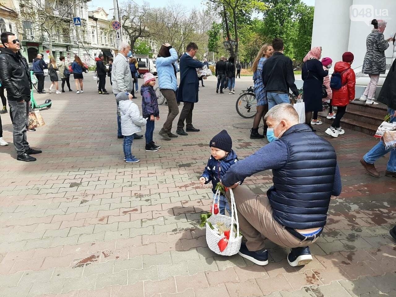 Пасха-2021: как в Одессе святят паски, - ФОТОРЕПОРТАЖ, фото-8