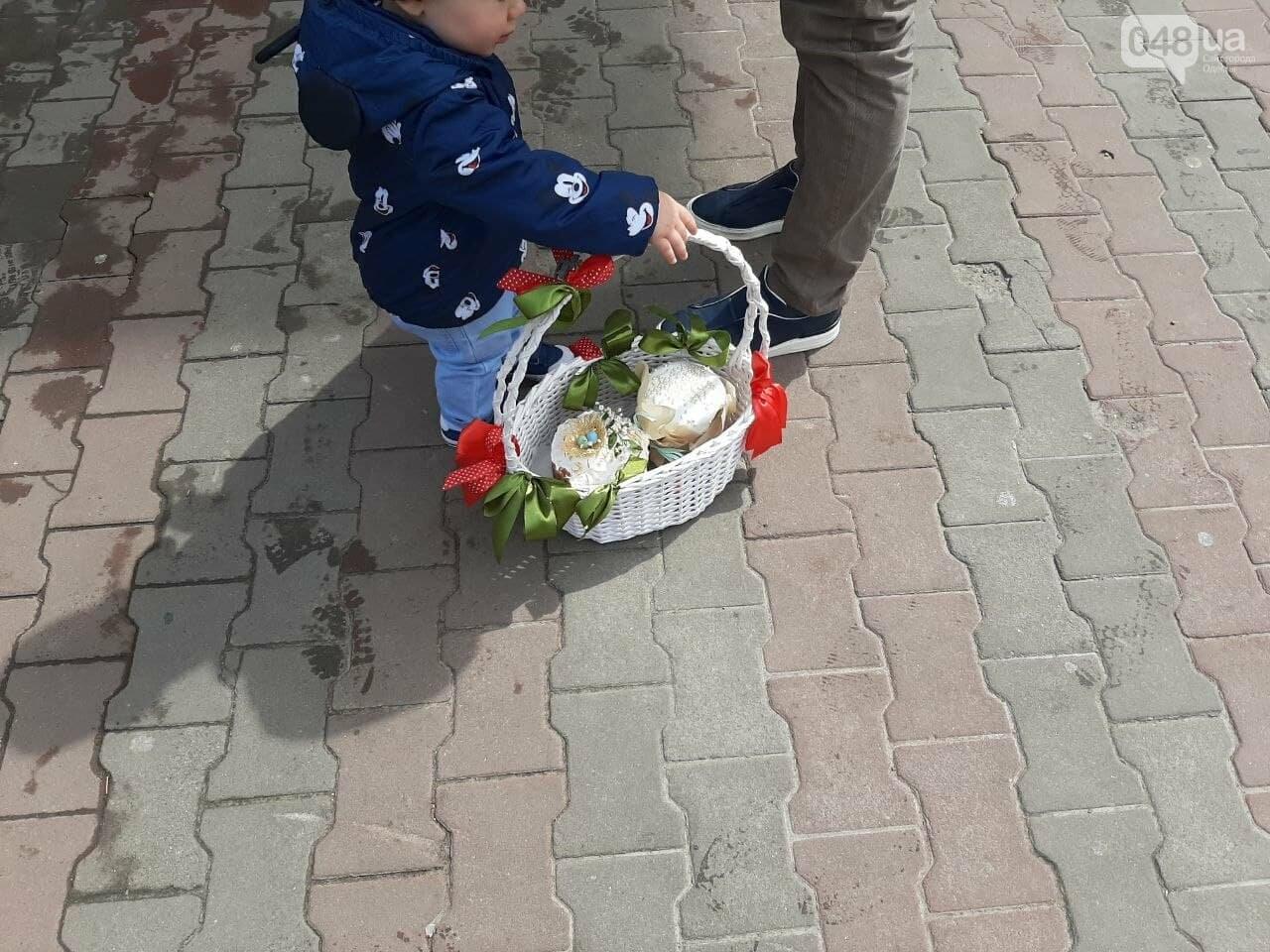 Пасха-2021: как в Одессе святят паски, - ФОТОРЕПОРТАЖ, фото-9