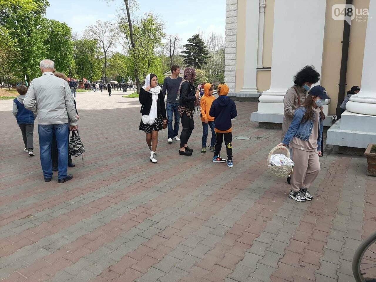 Пасха-2021: как в Одессе святят паски, - ФОТОРЕПОРТАЖ, фото-10