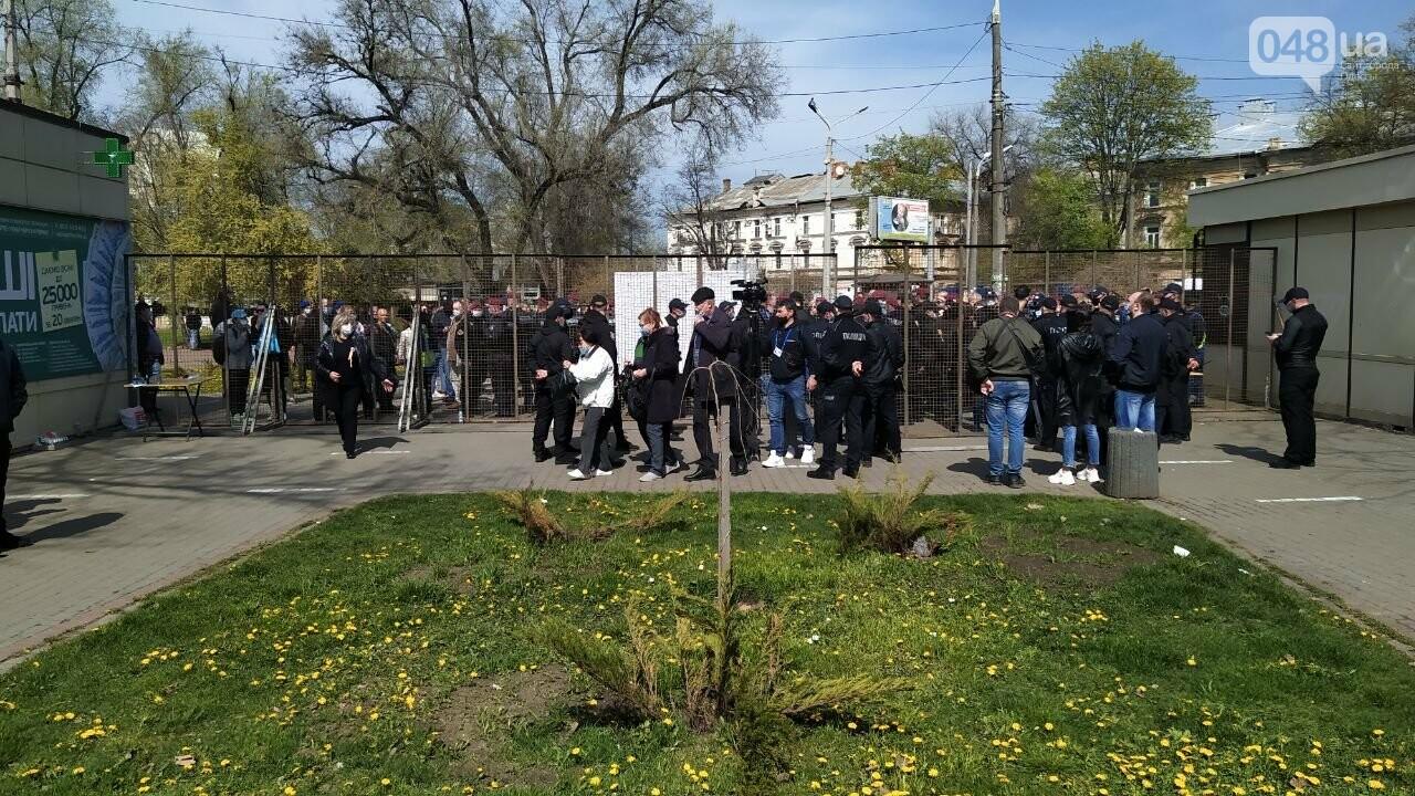 2 мая в Одессе:  как на Куликово поле чтили погибших в Доме профсоюзов, - ФОТО, фото-7