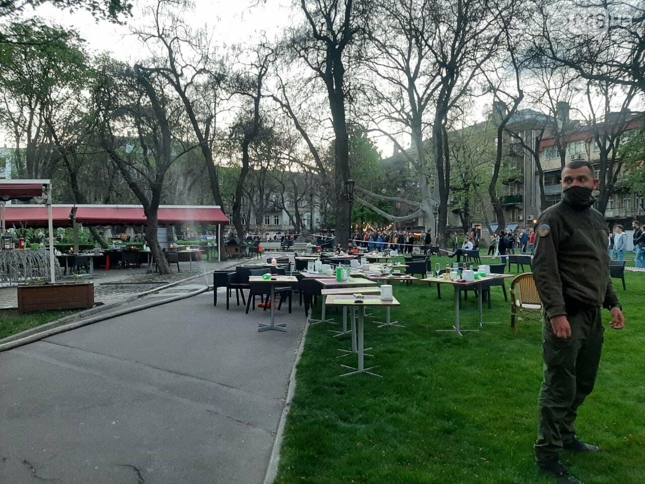 В центре Одессы пылает ресторан, - СТРИМ, ФОТО, ОБНОВЛЕНО, фото-3