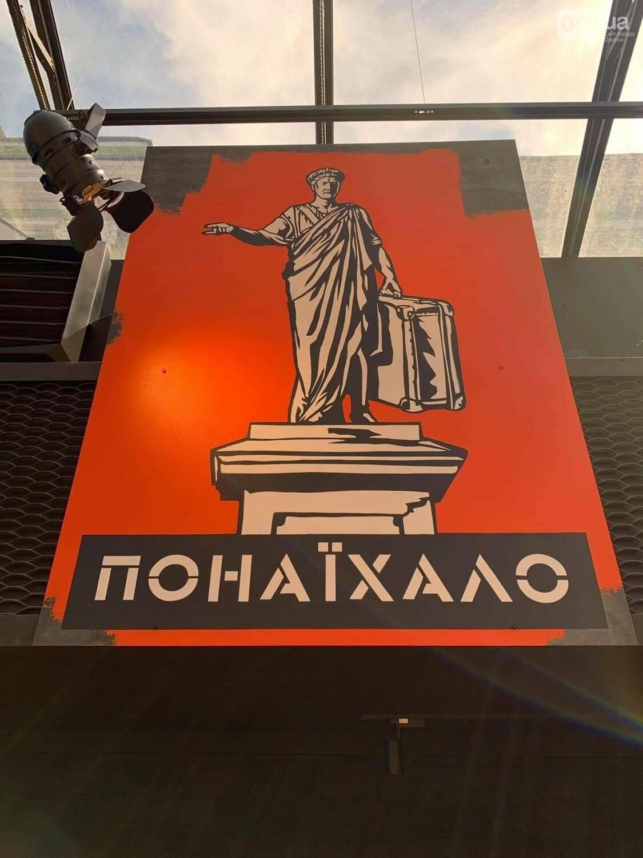 Екатерину II с чемоданами  из одесского ресторана отправили в Киев,- ФОТО, фото-2