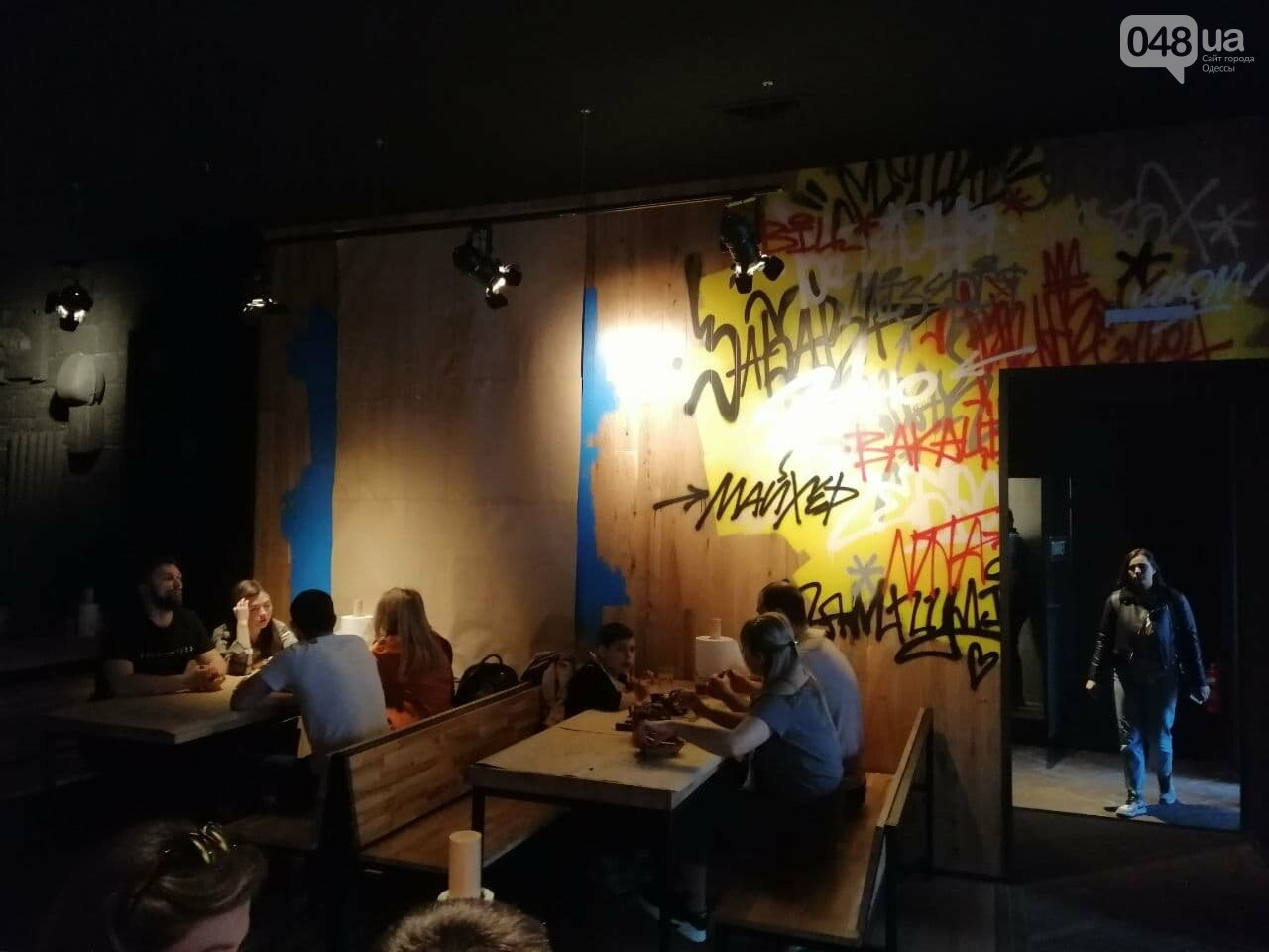 "Ресторан ""Реберня"" в Одессе: о скандале снаружи и ребрах внутри,- ФОТО, фото-11"