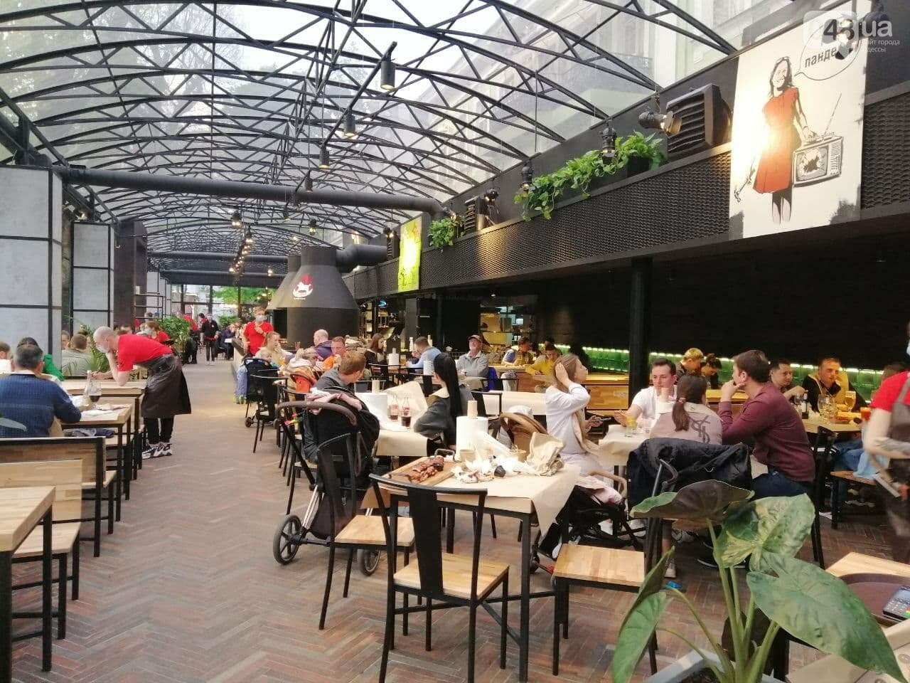 "Ресторан ""Реберня"" в Одессе: о скандале снаружи и ребрах внутри,- ФОТО, фото-15"