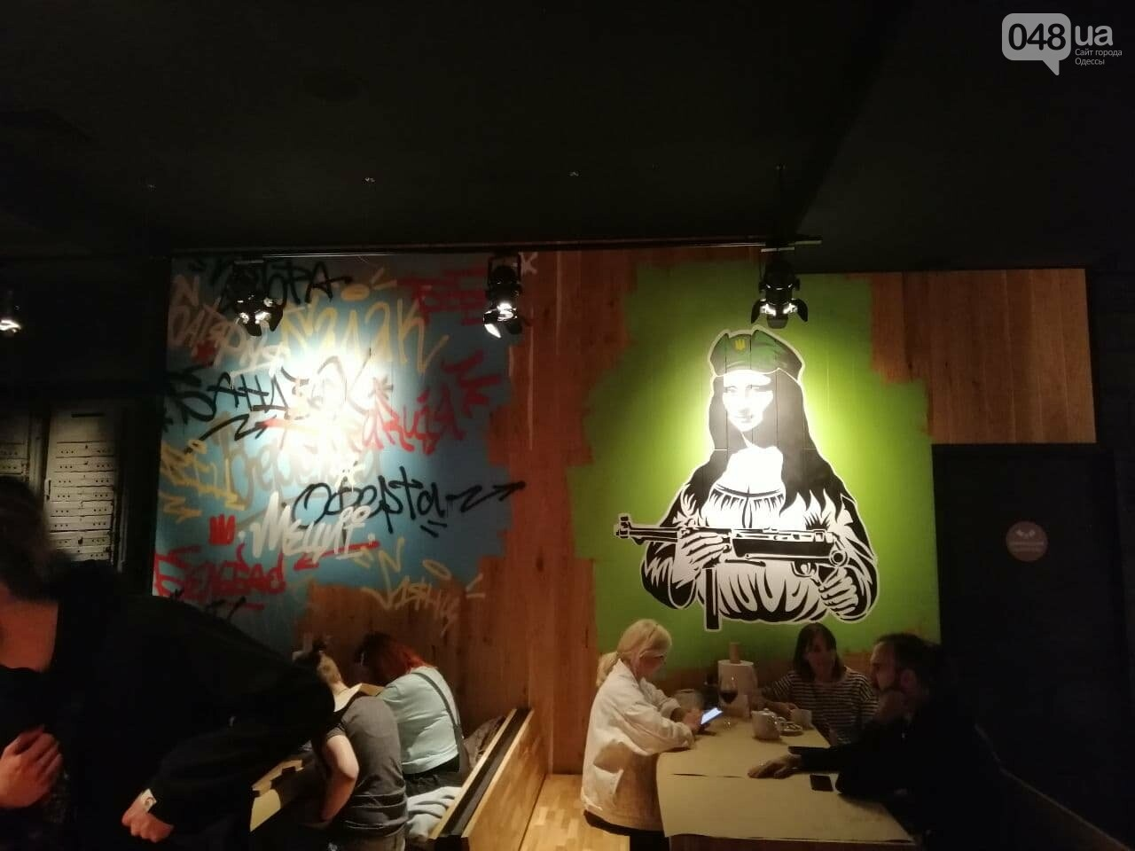 "Ресторан ""Реберня"" в Одессе: о скандале снаружи и ребрах внутри,- ФОТО, фото-14"