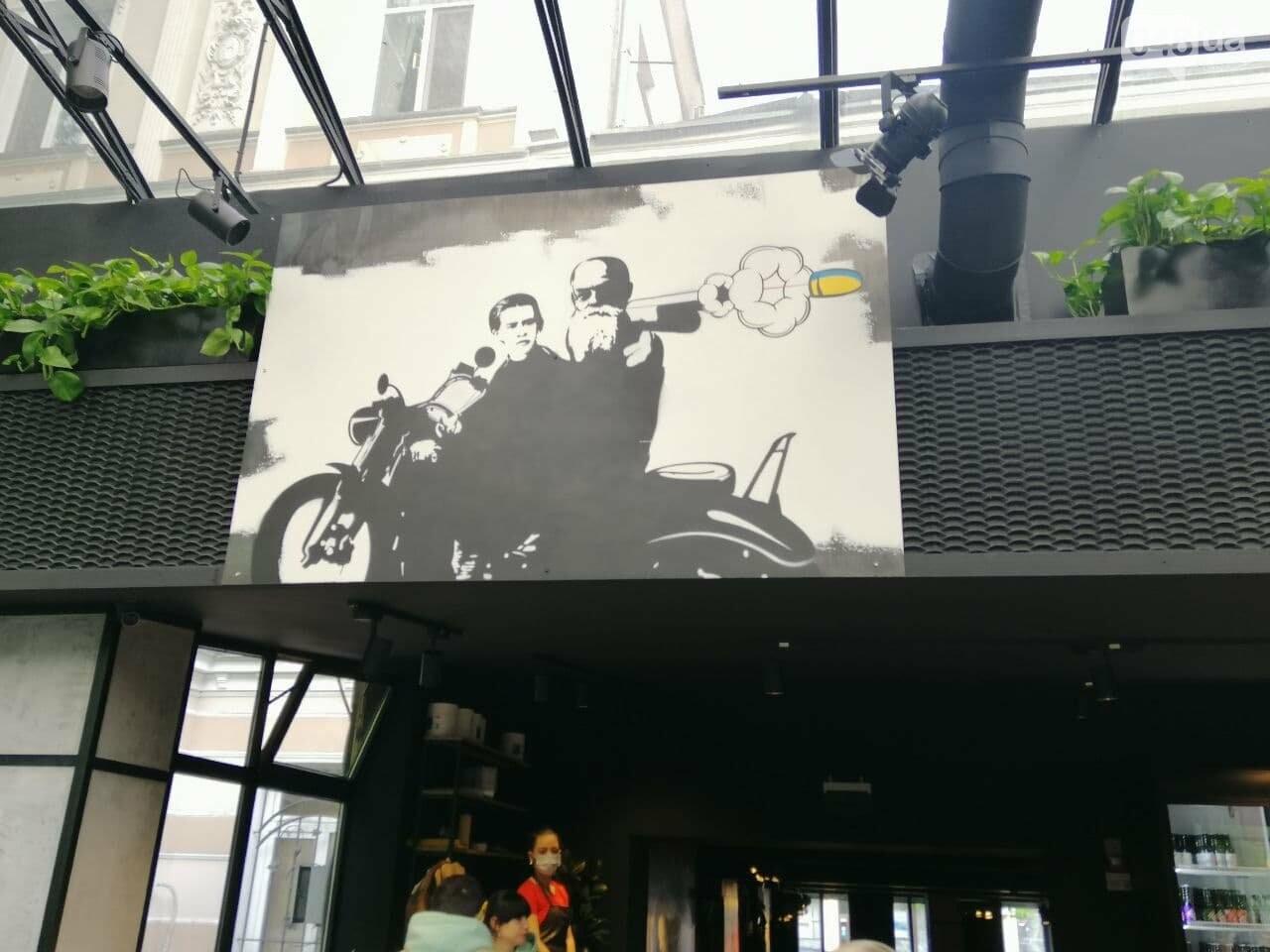 "Ресторан ""Реберня"" в Одессе: о скандале снаружи и ребрах внутри,- ФОТО, фото-19"