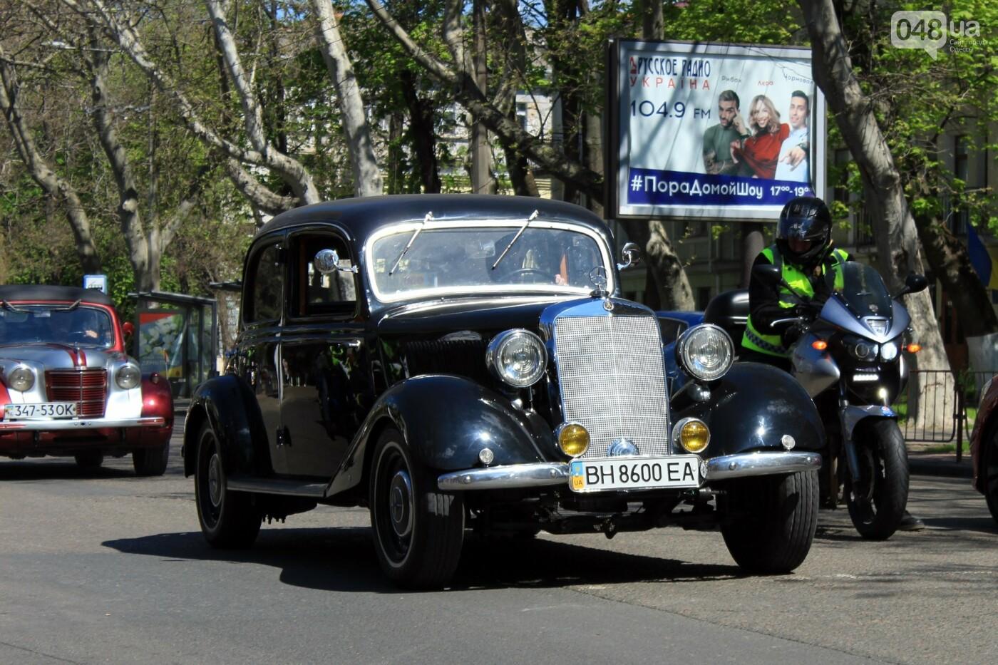 "В Одессе прошёл ""Победный"" авто-мотопробег, - ФОТО, ВИДЕО , фото-17"