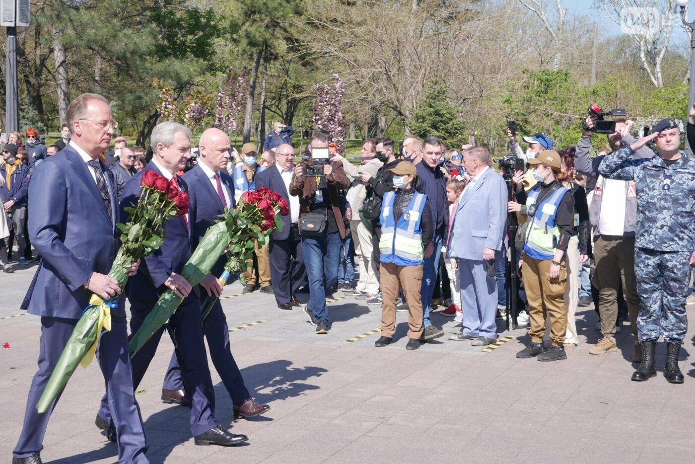 9 мая в Одессе: плевались, дрались и плакали, - ФОТО, ВИДЕО, фото-3