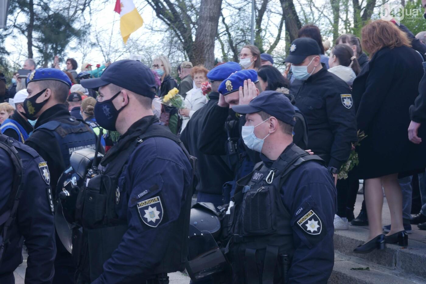 9 мая в Одессе: плевались, дрались и плакали, - ФОТО, ВИДЕО, фото-18