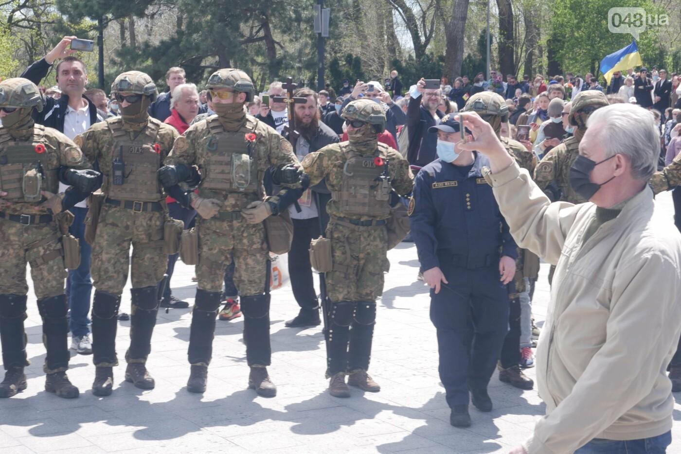 9 мая в Одессе: плевались, дрались и плакали, - ФОТО, ВИДЕО, фото-34