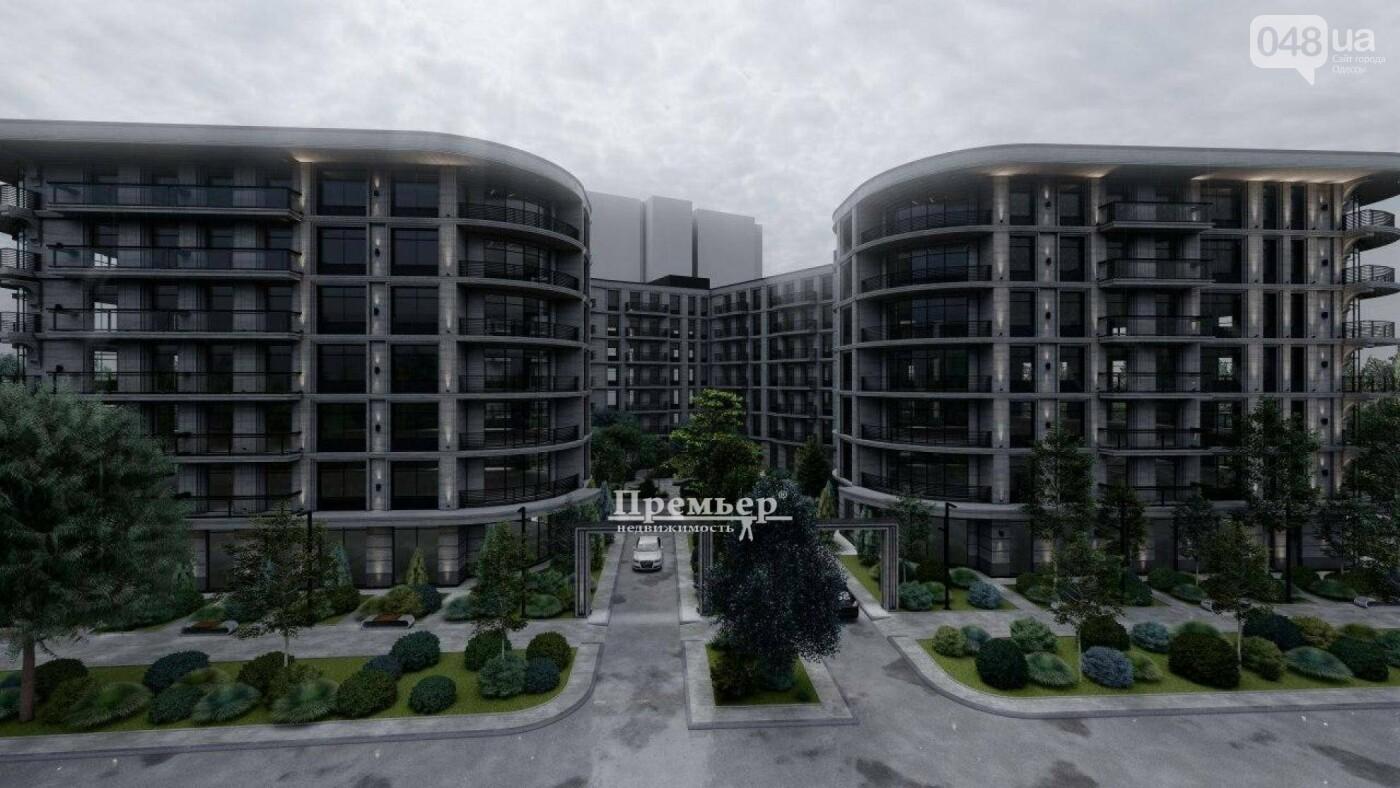 Одесский суд запретил строительство многоэтажки на Лидерсовском бульваре, - ФОТО, фото-1