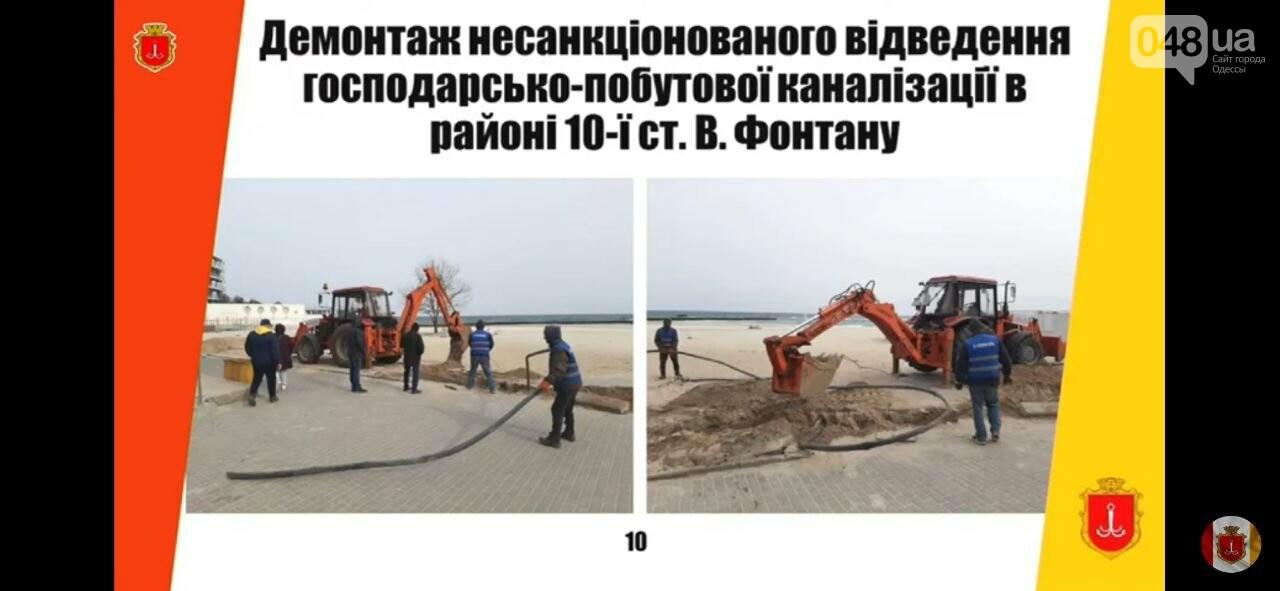 Как в Одессе подготовили пляжи к летнему сезону, - ФОТО, фото-1