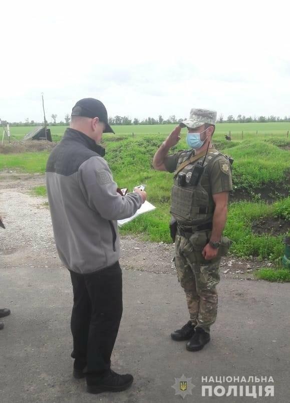 """Руководитель полиции проведал одесситов из """"Шторма"""", которые служат на блокпостах в Мариуполе,- ФОТО, фото-2"""