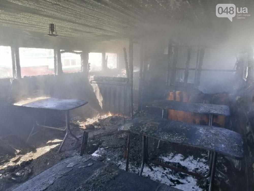 В Одесской области горел прогулочный катер: есть пострадавший, - ФОТО, фото-3