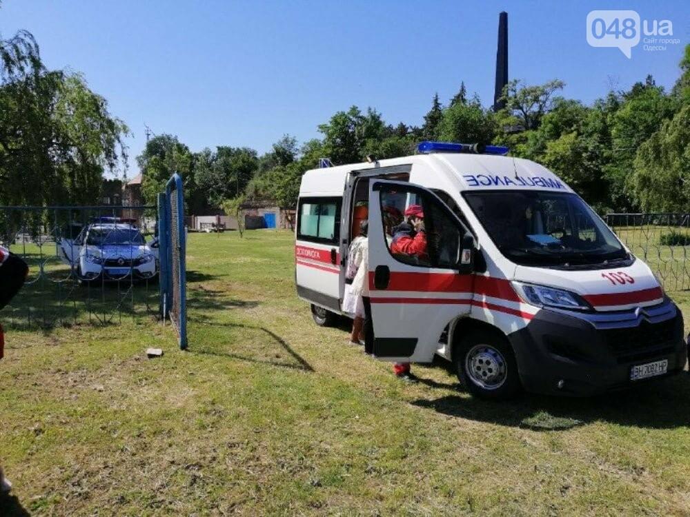 В Одесской области горел прогулочный катер: есть пострадавший, - ФОТО, фото-5
