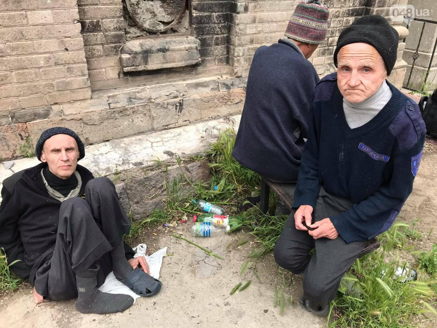 Стала известна судьба трех людей с инвалидностью, выброшенных на кладбище в Одессе, - ФОТО, ВИДЕО, фото-2