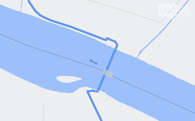 Паромная переправа, расположенная в Одесской области появилась на картах Google, фото-2