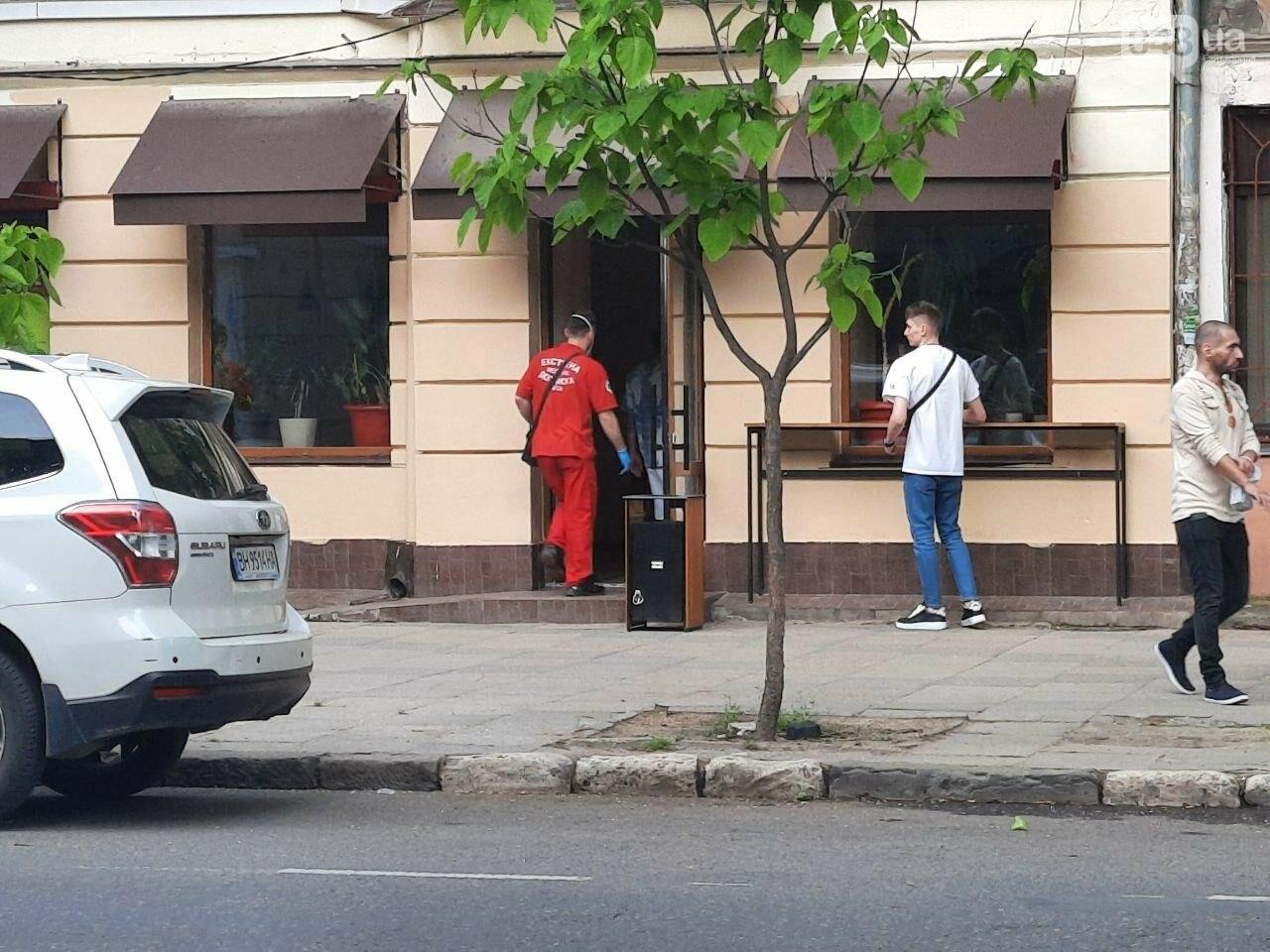 Разбила голову: в центре Одессы девушка упала с электросамоката, - ФОТО, фото-2