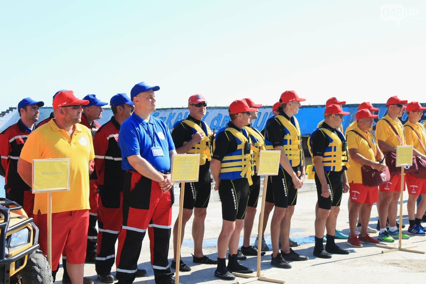 Школьники спасали утопающих: на Ланжероне в Одессе провели учения, - ФОТО, ВИДЕО , фото-9