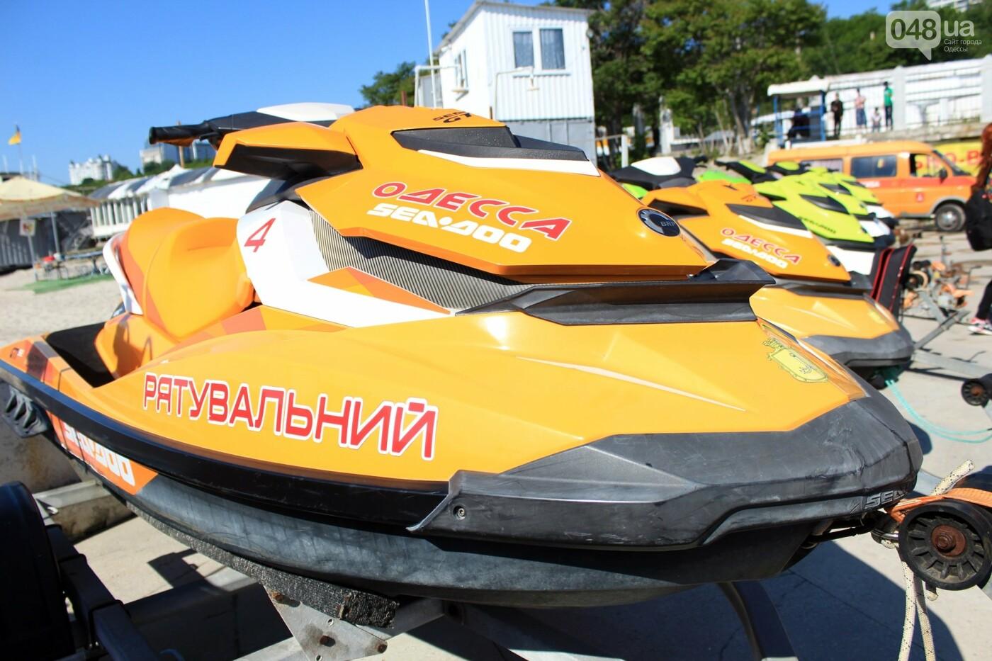 Школьники спасали утопающих: на Ланжероне в Одессе провели учения, - ФОТО, ВИДЕО , фото-11