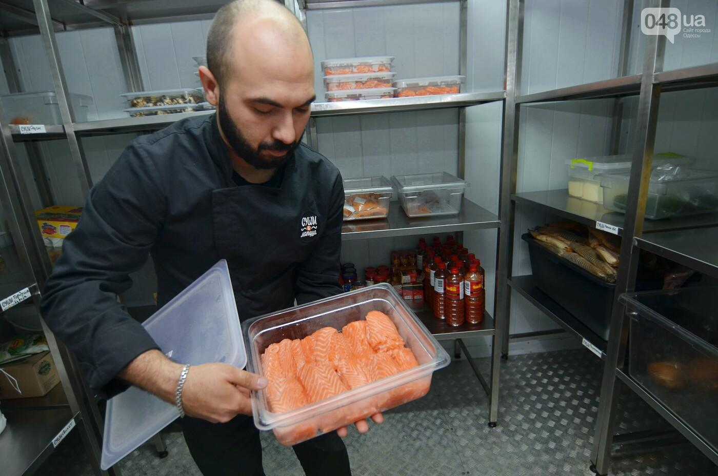 "Одесса с изнанки: проверяем доставку суши ""966"" в Одессе,- ФОТО, фото-21"