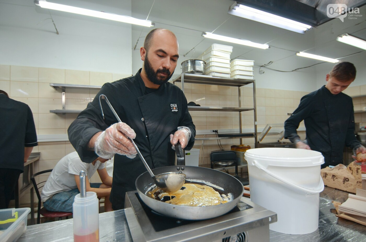 "Одесса с изнанки: проверяем доставку суши ""966"" в Одессе,- ФОТО, фото-17"