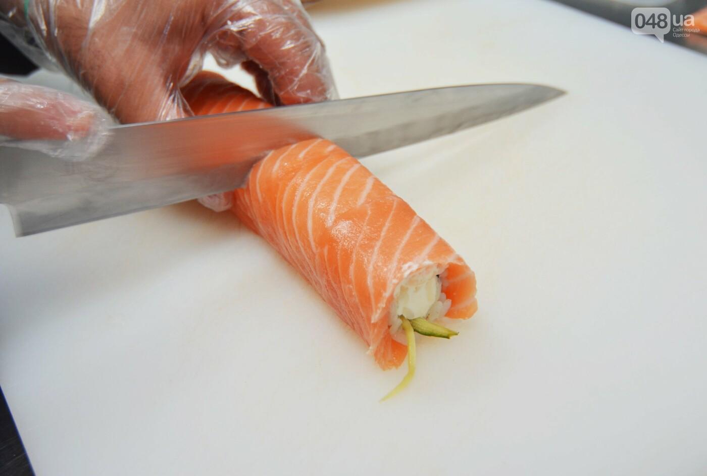 "Одесса с изнанки: проверяем доставку суши ""966"" в Одессе,- ФОТО, фото-6"