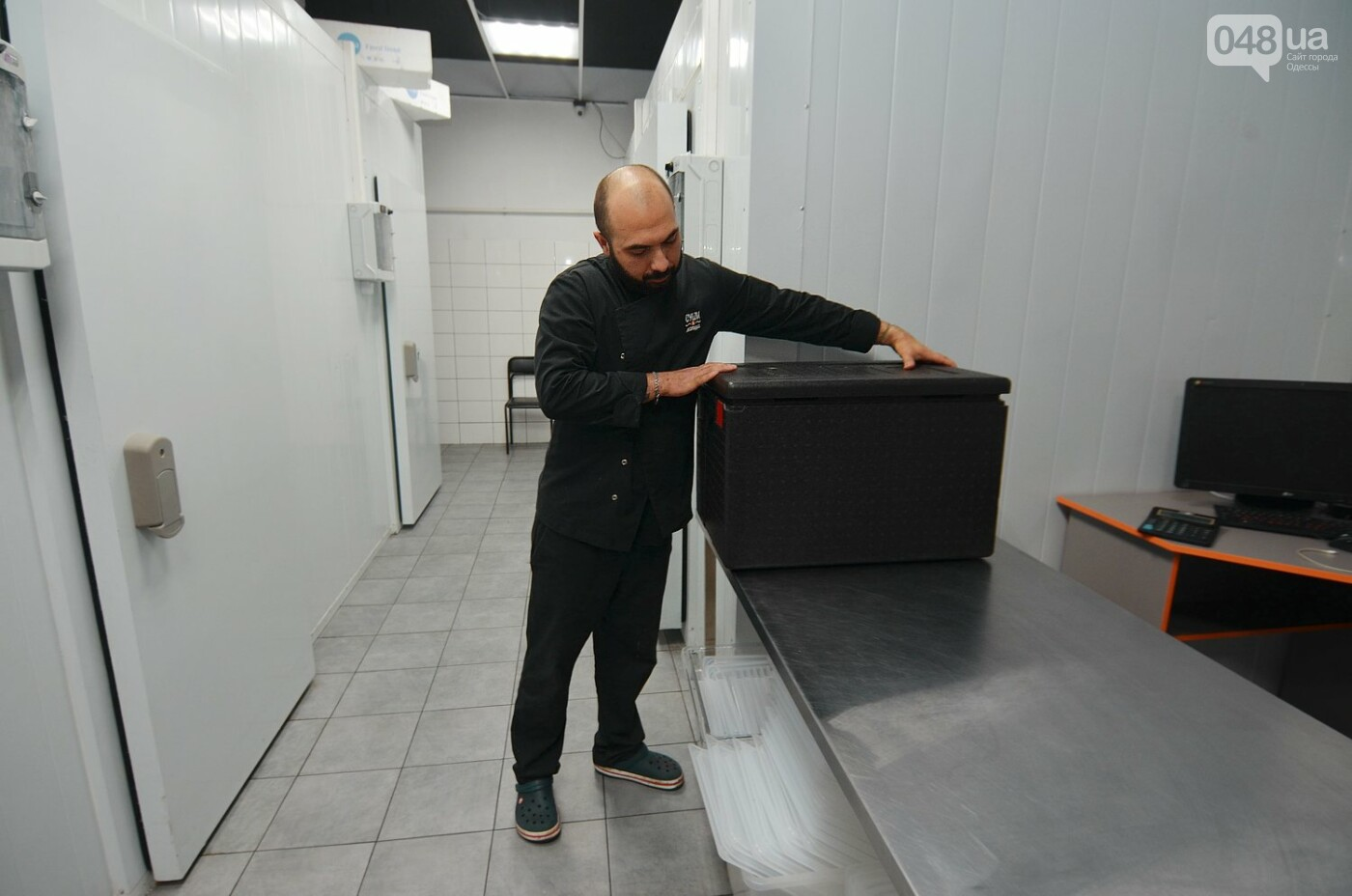 "Одесса с изнанки: проверяем доставку суши ""966"" в Одессе,- ФОТО, фото-20"