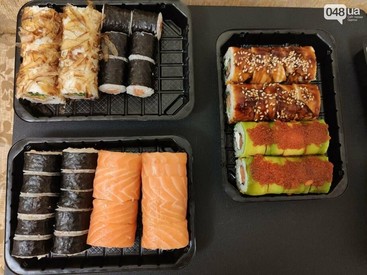"Одесса с изнанки: проверяем доставку суши ""966"" в Одессе,- ФОТО, фото-2"