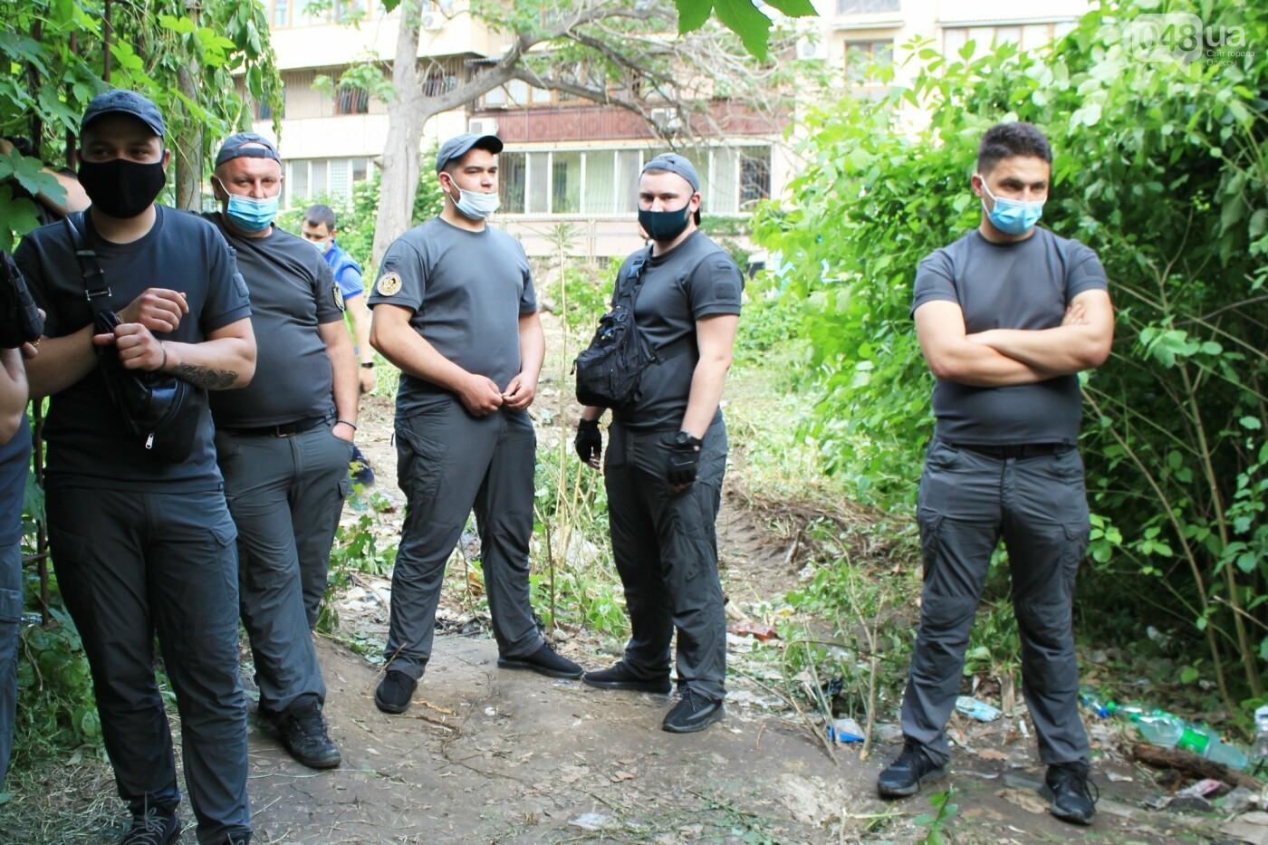 Локальная экологическая катастрофа: чем мог обернуться рейдерский захват в Одессе, - ФОТО, ВИДЕО, фото-3