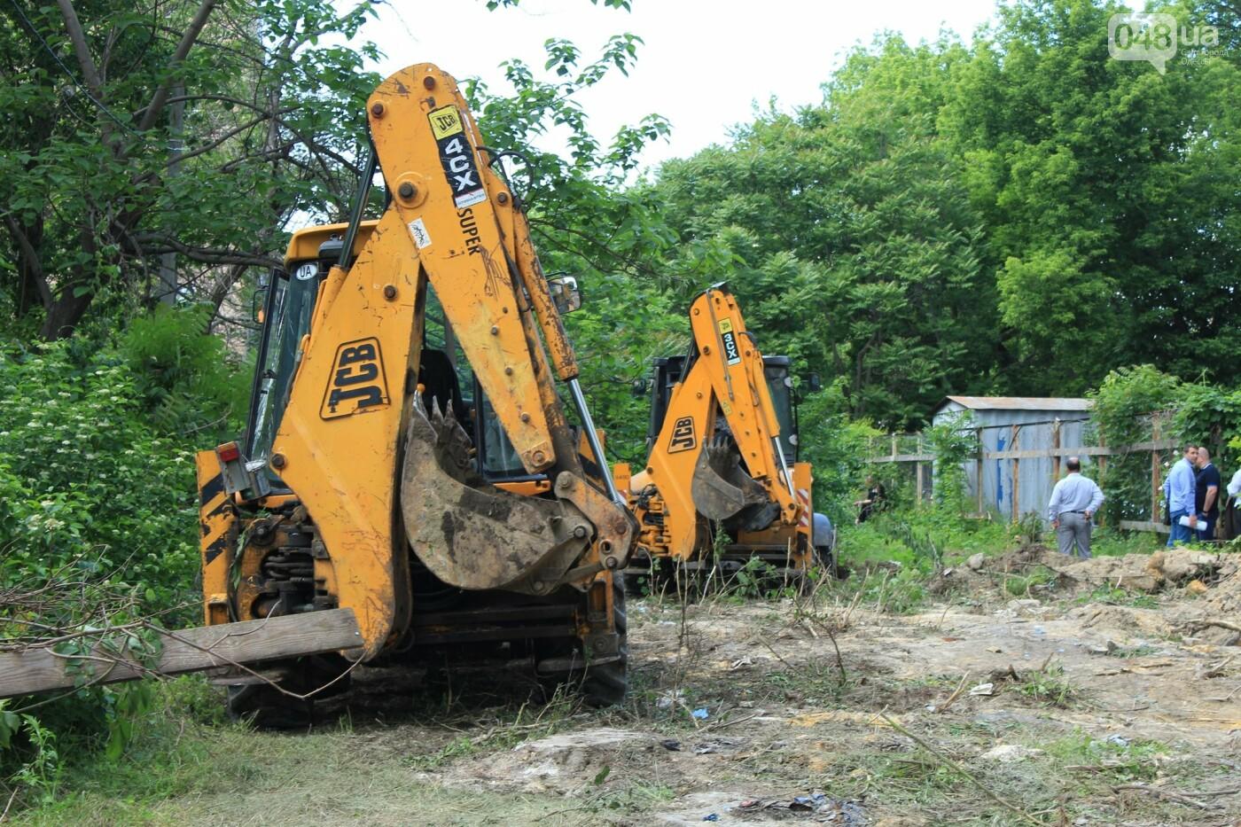 Локальная экологическая катастрофа: чем мог обернуться рейдерский захват в Одессе, - ФОТО, ВИДЕО, фото-1