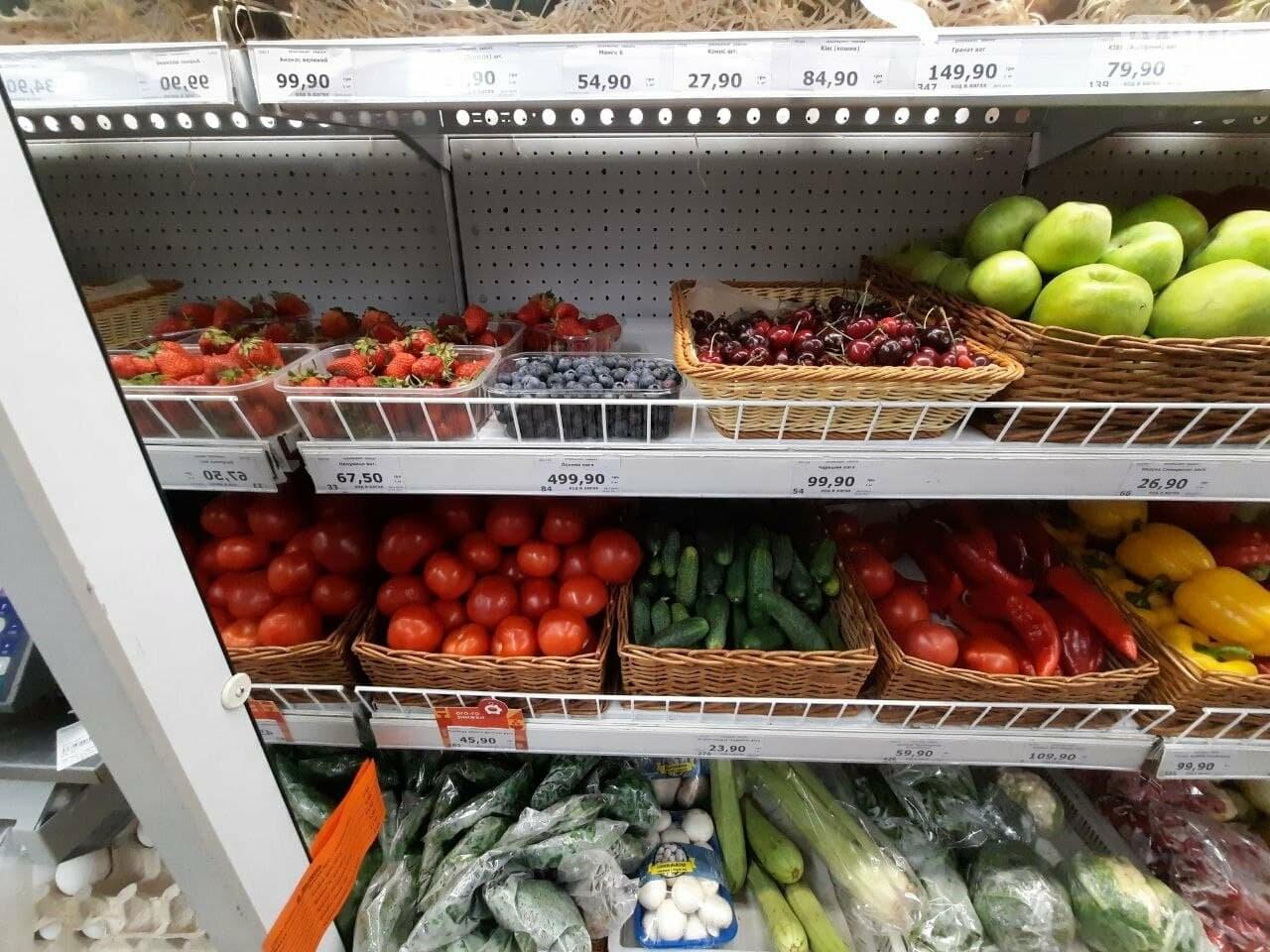 Клубника, черешня, нектарин: мониторинг цен на сезонные фрукты и ягоды в одесских супермаркетах, - ФОТО, фото-4
