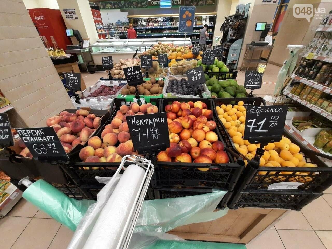 Клубника, черешня, нектарин: мониторинг цен на сезонные фрукты и ягоды в одесских супермаркетах, - ФОТО, фото-5
