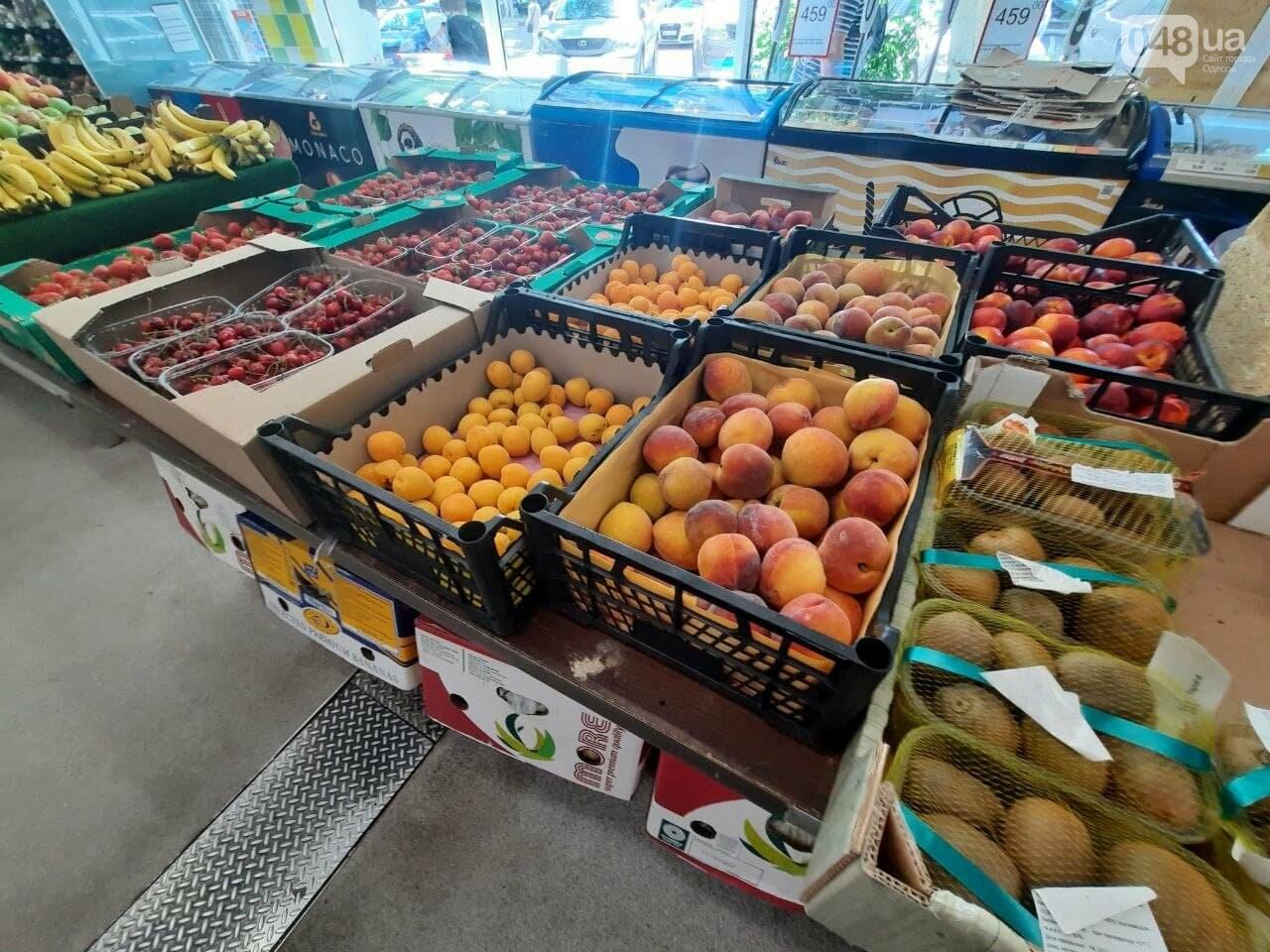 Клубника, черешня, нектарин: мониторинг цен на сезонные фрукты и ягоды в одесских супермаркетах, - ФОТО, фото-7