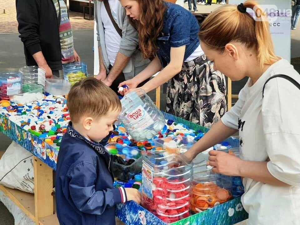 В Одессе на экофестивале собрали больше двух тонн мусора, - ФОТО, фото-1
