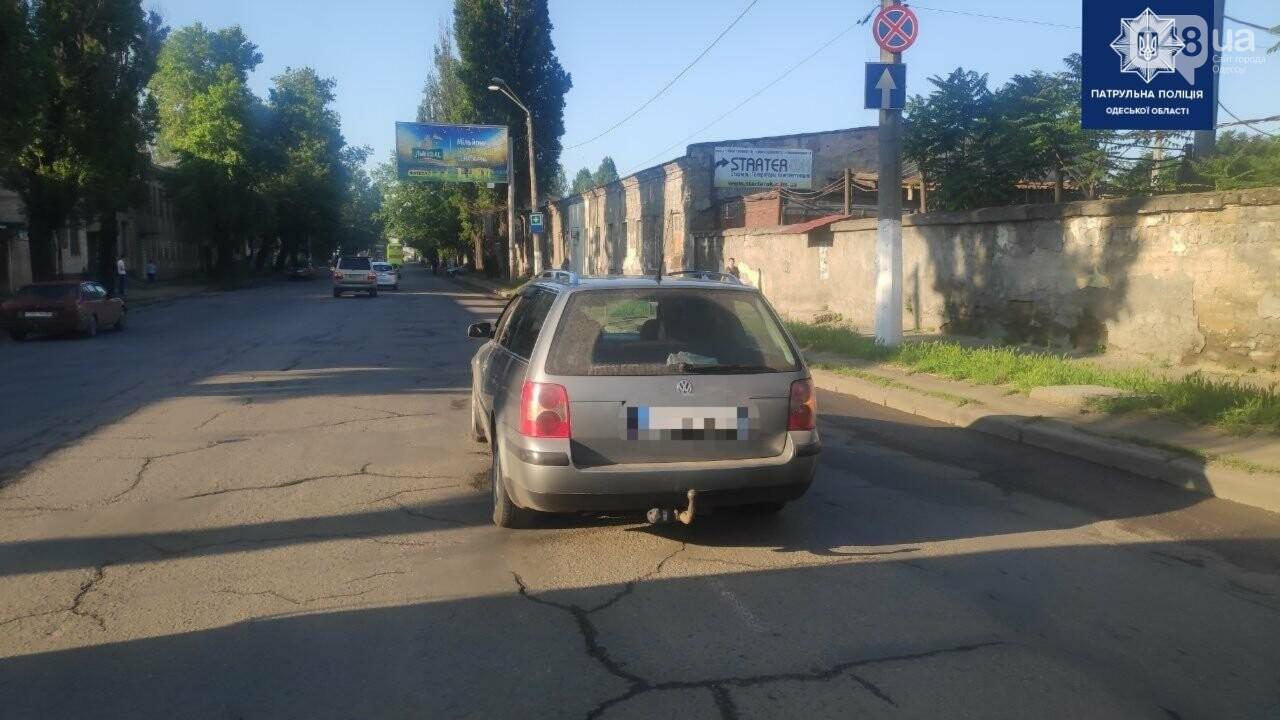 В Одессе под колёса автомобиля попала 80-летняя старушка, - ФОТО, фото-1