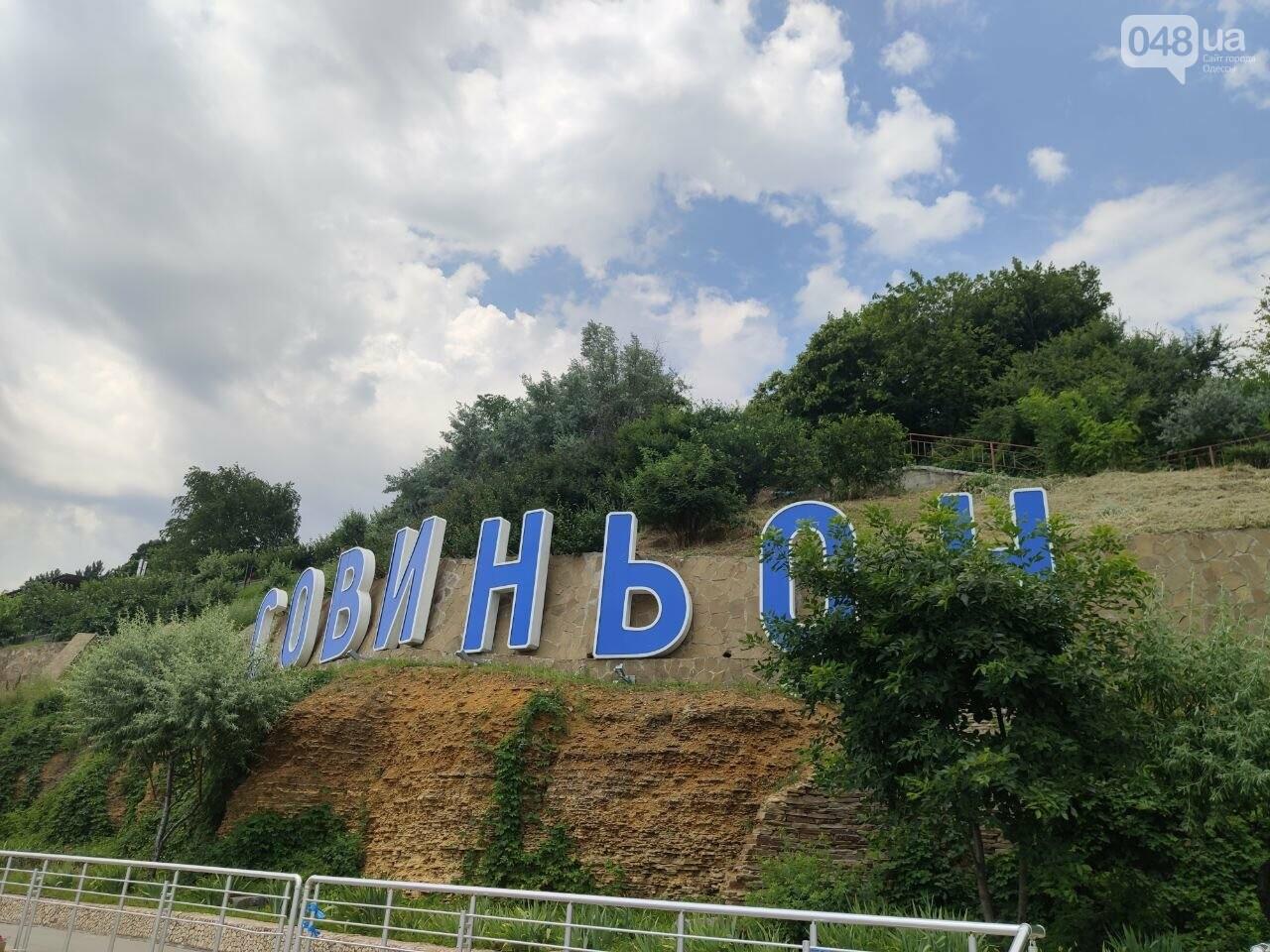 Пляж на Совиньоне под Одессой: что находится на закрытой территории и как туда попасть, - ФОТО, фото-1