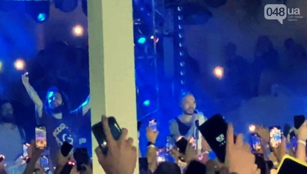 Дорофеева, плохой звук и любовь к фанатам: как прошёл концерт Скриптонита в Одессе, - ФОТО, ВИДЕО  , фото-4