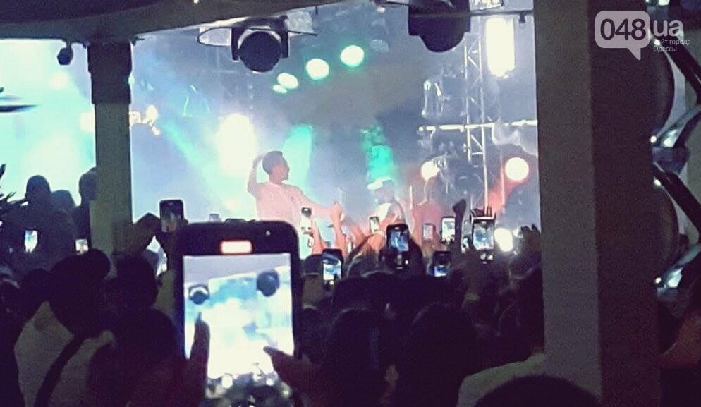 Дорофеева, плохой звук и любовь к фанатам: как прошёл концерт Скриптонита в Одессе, - ФОТО, ВИДЕО  , фото-9