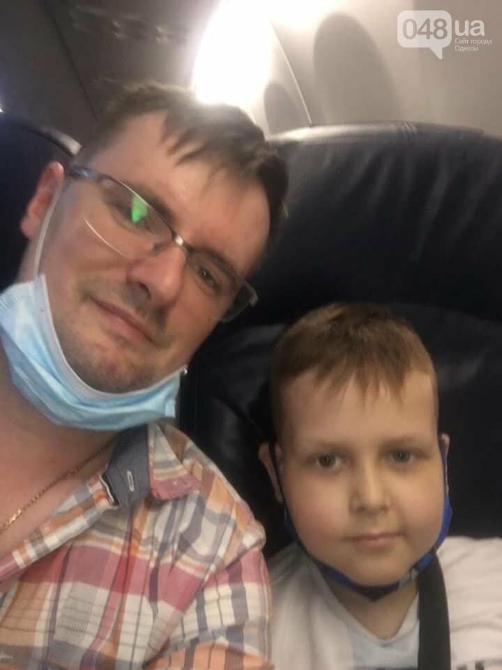 Мальчику из Одессы срочно нужна помощь, чтобы справиться с онкологией,- ФОТО, фото-1