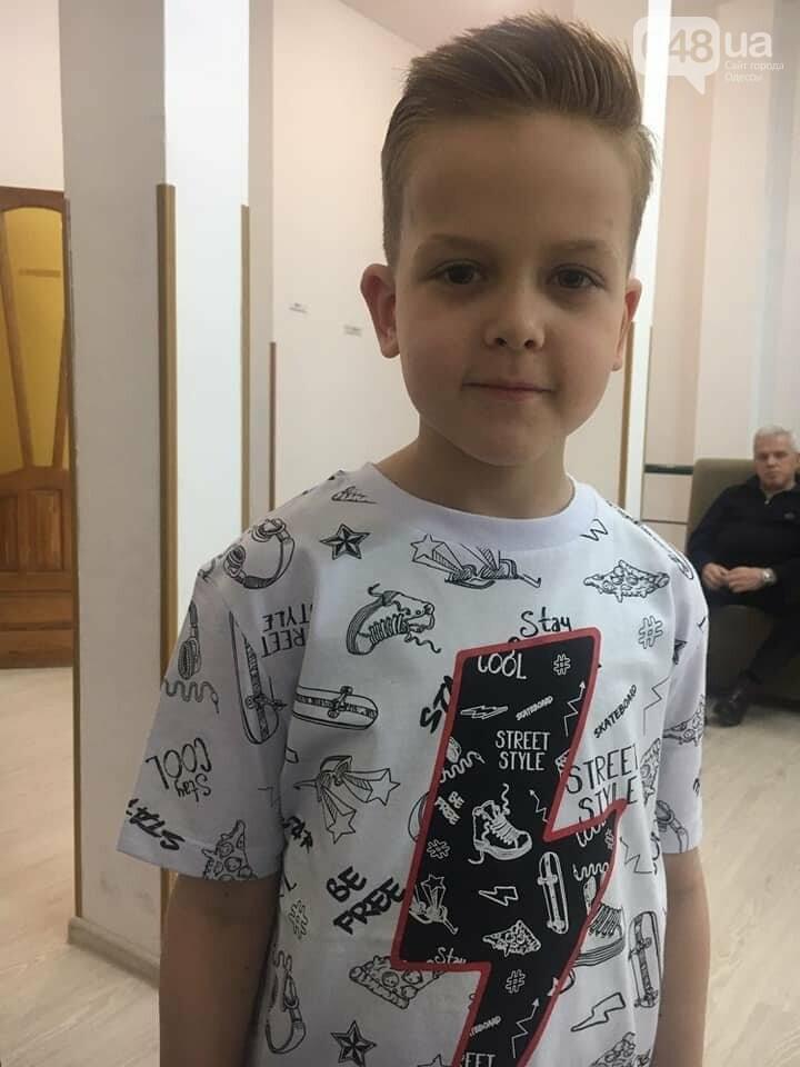 Мальчику из Одессы срочно нужна помощь, чтобы справиться с онкологией,- ФОТО, фото-2