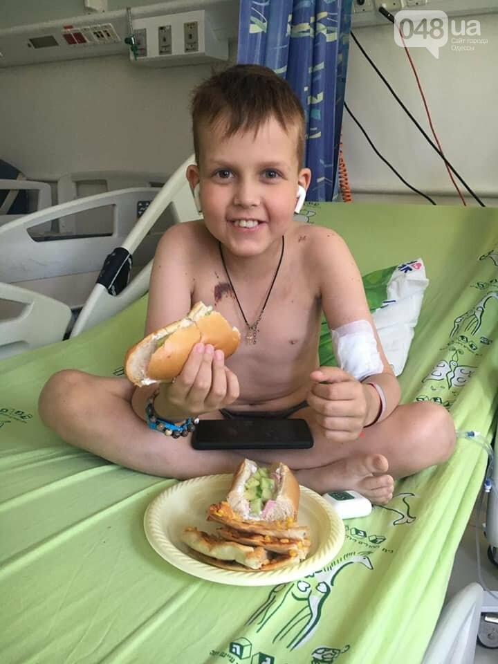 Мальчику из Одессы срочно нужна помощь, чтобы справиться с онкологией,- ФОТО, фото-3