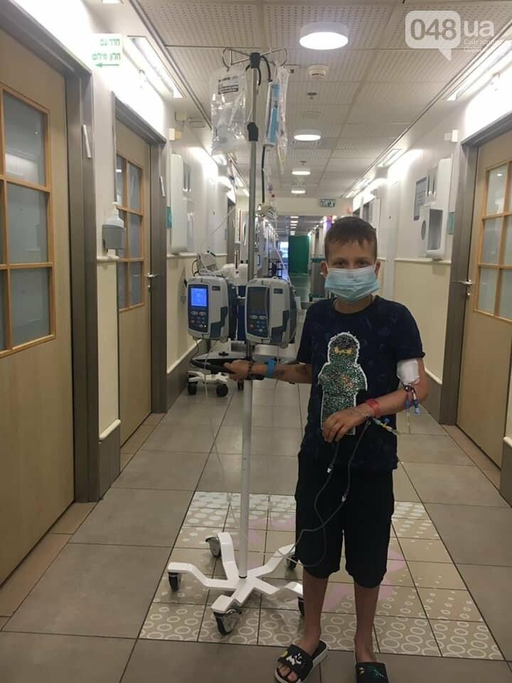 Мальчику из Одессы срочно нужна помощь, чтобы справиться с онкологией,- ФОТО, фото-4