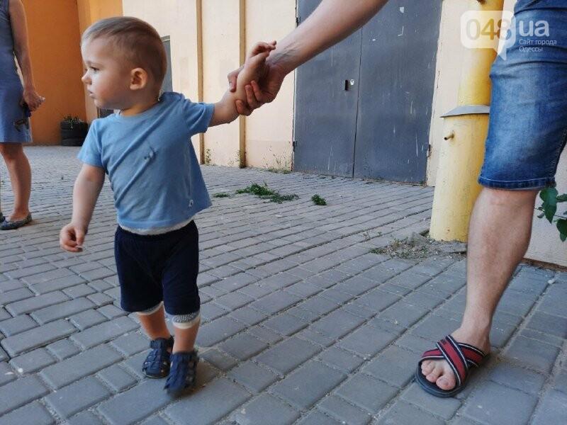 Четыре года без воды: в Одессе застройщик обманул покупателей квартир, - ФОТО, ВИДЕО , фото-6