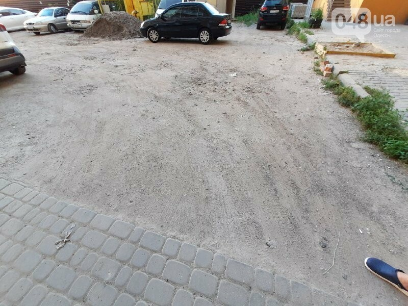 Четыре года без воды: в Одессе застройщик обманул покупателей квартир, - ФОТО, ВИДЕО , фото-2