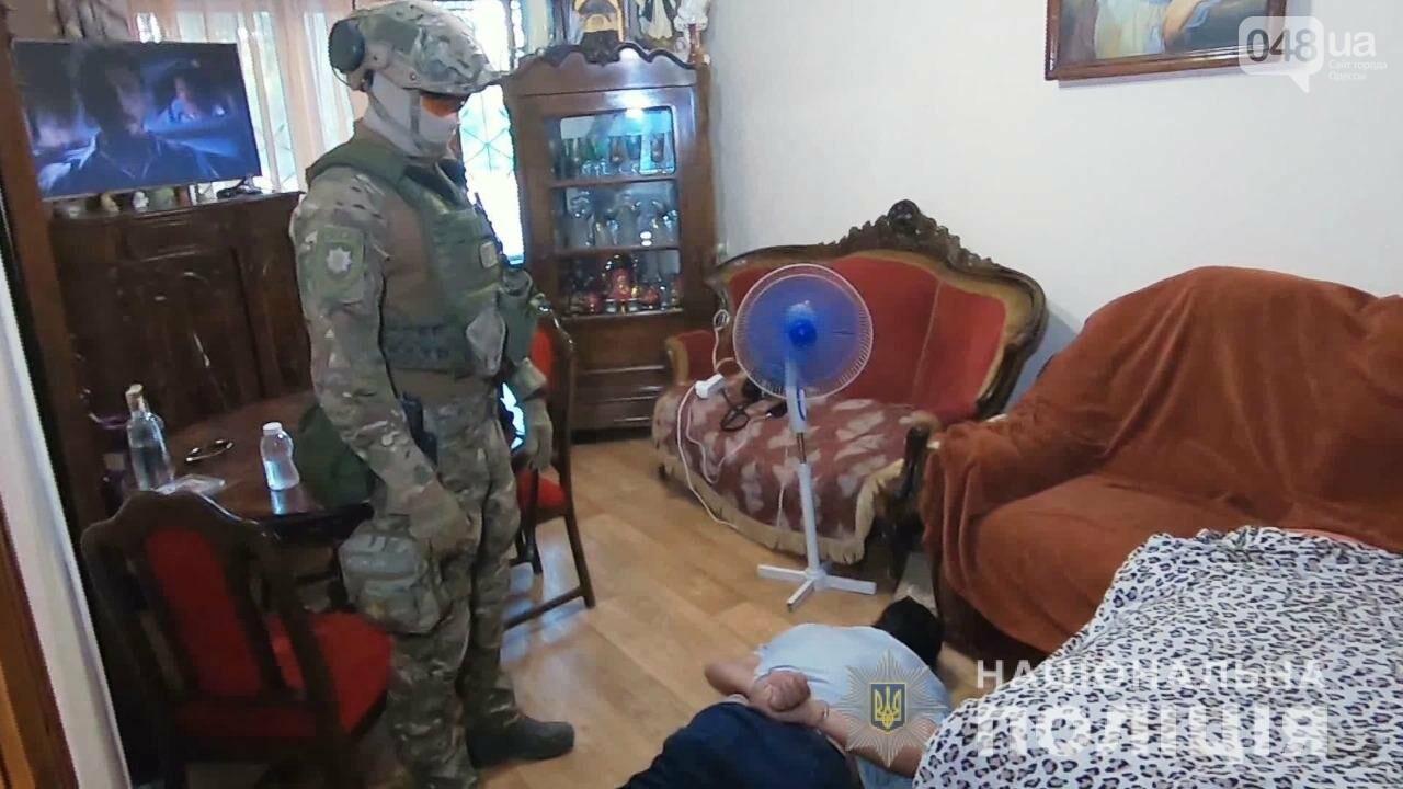 Спецоперация: одесские силовики провели задержание наркодилеров, - ФОТО, ВИДЕО , фото-7