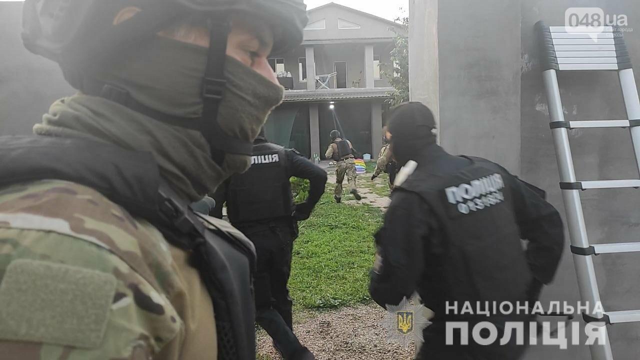 Спецоперация: одесские силовики провели задержание наркодилеров, - ФОТО, ВИДЕО , фото-5
