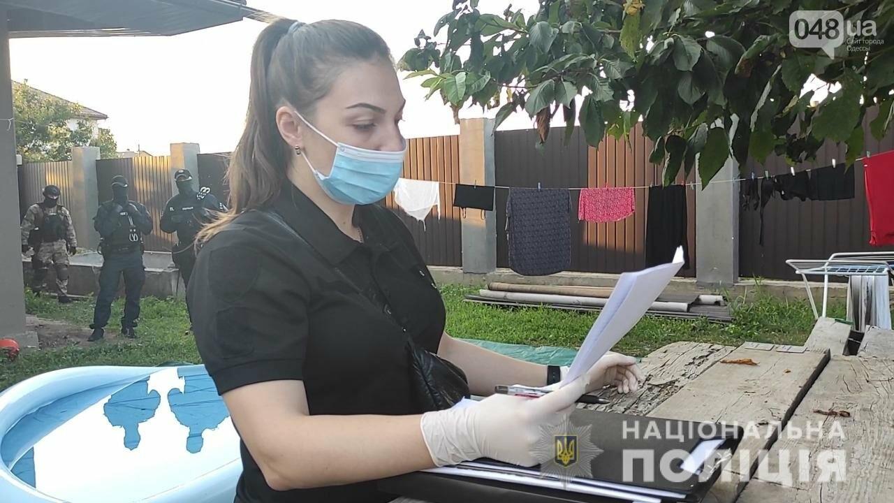 Спецоперация: одесские силовики провели задержание наркодилеров, - ФОТО, ВИДЕО , фото-1