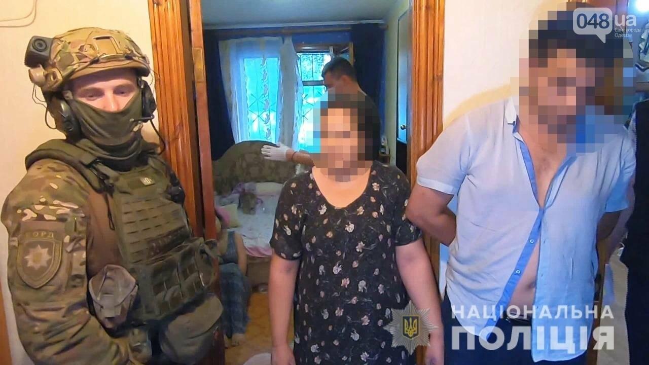 Спецоперация: одесские силовики провели задержание наркодилеров, - ФОТО, ВИДЕО , фото-8